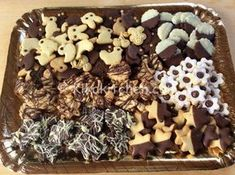 biscotti al burro assortiti ricetta