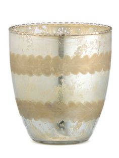 Etched Votive by Barreveld at Gilt