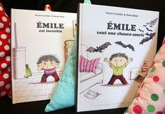 Emile * V. Cuvellier  R. Badel Un petit à garçon qui a toujours de bonne idée!