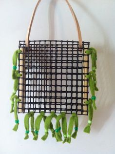 Parrot Foraging Basket by PeopleNPetEmporium on Etsy, $5.00