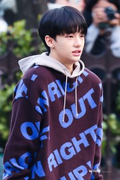 Find KPOP Sweaters & KPOP Cardigans, Stray Kids Clothing for an affordable price K Pop, Jhope, Taehyung, Pop Bands, Lee Min Ho, Rapper, Mode Kpop, Park Jinyoung, Guy Friends