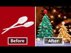 23 Clever DIY Christmas Decoration Ideas By Crafty Panda - YouTube