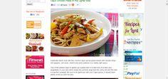 Cajun Chicken Pasta On The Lighter Side Recipes on Pinterest