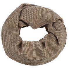 CARACOL FOULARD INFINI LES AMANTS BEIGE Beige, Fashion, Infinity Symbol, Headscarves, Winter, Accessories, Moda, Fashion Styles, Fashion Illustrations