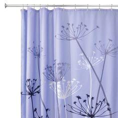 InterDesign Thistle Shower Curtains @carrieksb