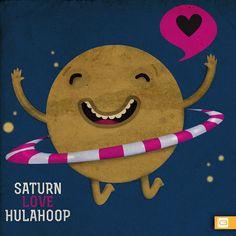 Lets do the Hula Hoop !