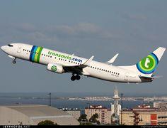 Boeing 737-8K2 PH-HZF 28378 Lisbon Aeroporto da Portela de Sacavem - LPPT