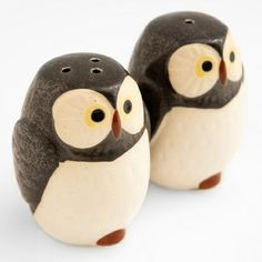 Salt and pepper shakers WILL be in my future kitchen!!