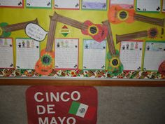 Happy Cinco de Mayo Everybody!   We had fun all this week learning about the Mexican culture.... Mexican Maracas made from recycl...