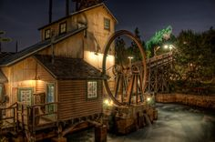 A Night at the Grizzly River Mill  This is one of my absolute favorite settings in all of the Disneyland Resort. I have probably taken hundreds of pictures of this spot, never quite capturing what I wanted. Strangely enough, it had never occurred to me to...    Read more here at Tours Departing Daily