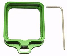 T.Face 6 Color CNC Alluminum Alloy Lens Ring Mount for Gopro Hero 3  Waterproof Protective Case Action Camera With Tool Kits (Green) *** Click image to review more details. (This is an affiliate link) #goprocase Gopro Case, Gopro Hero 3, Protective Cases, Cnc, Action, Green, Image, Color, Group Action