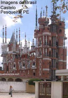 Castelo em Pesqueira - PE