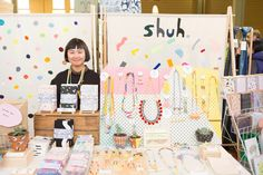 Image features Shuh as captured by Mark Lobo at our Melbourne, AW16 Market.