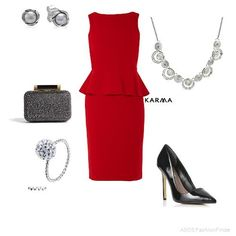 Work christmas do | Women's Outfit | ASOS Fashion Finder