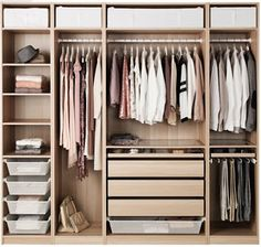 Life & Home at 2102: Custom Walk-in Closet Options