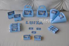 flavoli Papelaria Personalizada: Papelaria de festa - Cinderella Cinderella Party, Personalized Stationery, Fiestas, Craft
