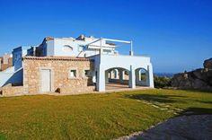 """For Sale Part of villa in """"Il Borgo di Cala di Volpe"""", new-built on the Abbiadori hill (Porto Cervo). Two floor house,  Sea-view on Cala di Volpe and Emerald Coast. #dreamhome #properties #realestate #luxury #sardinia #forsale"""