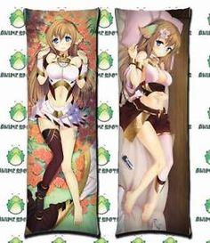 Ion Ciel Nosurge SM1463 Anime Dakimakura Body Pillow Case   eBay