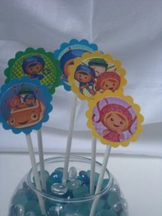 party decorations umizoomi party