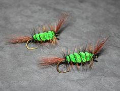 Green Bomber Atlantic Salmon Or