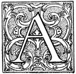The Alphabets ClipArt collection offers 1,185 illustrations arranged in 43 galleries including decorative letters and numerals, complete alp...