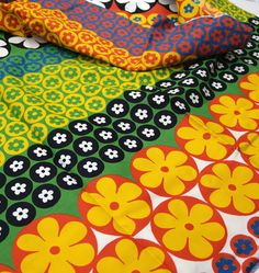 oh my, LOVE this fabric!