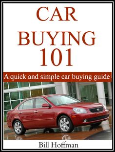 DId you know that over 50% of people buying cars are women?  Here is a quick, to the point, informative look at  EXACTLy what you need to do before, during & after you buy a car.  This is great for anyone buying a car or thinking about it.  (any vehicle!)
