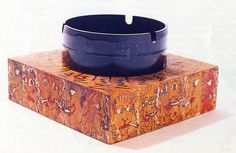 The world famous JAMES RIZZI ASHTRAY now available for sale (after about 30 years) https://www.popart-gallery.com/detail/index/sArticle/1786