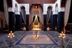 Royal Mansour Hotel   Morocco