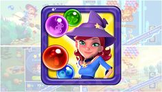 Bubble Witch 2 Saga 1.1.1 APK – Download Android 2.3 Puzzle Game