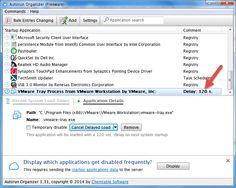 Effectively Manage Startup Items in #Windows with Autorun Organizer