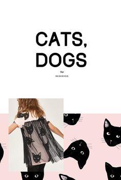 "Popatrz na mój projekt w @Behance: ""Cats and dogs for Reserved Kids"" https://www.behance.net/gallery/66343891/Cats-and-dogs-for-Reserved-Kids"