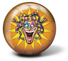 Brunswick Bowling, Bowling Ball, Joker, Balls, Shopping, Film, Movie, Film Stock, The Joker