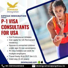 Immigration Help, Immigrant Visa, Work Visa, Visa Card, Investors, Competition, Athlete, Globe, Knowledge