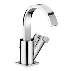 Bristan Chill Contemporary Basin Mixer Tap - Chrome - CL-BASNW-C