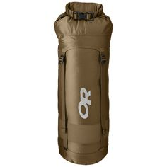 Cargo: Outdoor Research Airpurge Dry Compression Sack, 35L, coyote.