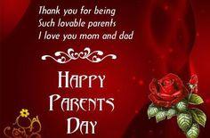 17 Best Happy Parents Day Images Happy Parents Wish Quotes