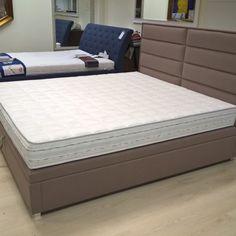 Łóżko Corona to bezramowe łóżko typu kontynentalnego, ale za to z funkcjonalnym pojemnikiem na pościel. Możliwość inne konfiguracji łóżka. Mattress, Bed, Furniture, Home Decor, Corona, Decoration Home, Stream Bed, Room Decor, Mattresses