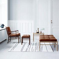 Colonial chair by Ole Wanscher - OW149 - Carl Hansen & Søn