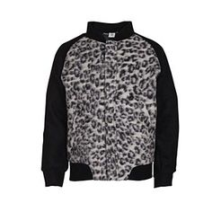 Molo Leopard Fleece Jacket #ladida #ladidakids ladida.com