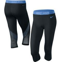 Nike Women's Pro Hypercool Capris - Dick's Sporting Goods