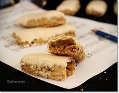 Gizi-receptjei. Várok mindenkit.: Zongorabillentyű. (avagy diós rudacskák) Krispie Treats, Rice Krispies, Bread, Cookies, Sweet, Dios, Crack Crackers, Candy, Brot