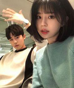 Tᴜ́ ᴇɴ ᴜɴ ɢʀᴜᴘᴏ ᴅᴇ ᴋᴘᴏᴘ ᴍɪxᴛᴏ﹖ Hᴀs ᴠᴇɴɪᴅᴏ ᴀ ʟᴀ ɴᴏᴠᴇʟᴀ ᴄᴏʀʀᴇᴄᴛᴀ ; Mode Ulzzang, Ulzzang Korea, Korean Ulzzang, Ulzzang Boy, Korean Boy, Korean Couple, Cute Korean, Couple Goals, Cute Couples Goals