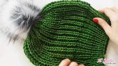 Thessaloniki, Baby Knitting Patterns, Knitted Hats, Winter Hats, Crochet, Fashion, Moda, Fashion Styles, Ganchillo
