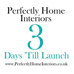 Just 3 Days until our new Website Launch,  Click on the website link now to receive 10% off your 1st order. . . #newstore #latestproducts #perfectlyhome #furniture #accessories  https://perfectlyhomeinteriors.co.uk