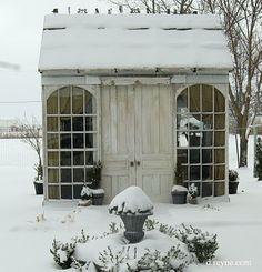 in the stillness of Winter