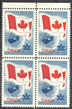 CDN MNG # 453 1967 Centennial of Confederation in Stamps, Canada, Mint O Canada, Canada Travel, School Memories, Childhood Memories, Love Stamps, Stamp Collecting, Vintage Images, Postage Stamps, Poster