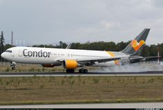 Boeing 767-3Q8/ER - Condor | Aviation Photo #4622667 | Airliners.net