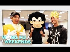 WFW 75 - Wong Fu in ANIME! - Pt 2/2