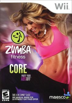Zumba Fitness Core for Wii